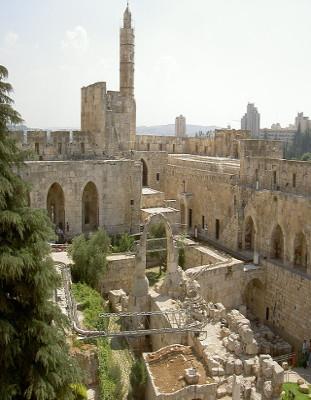 Jerusalem-TowerOfDavid...