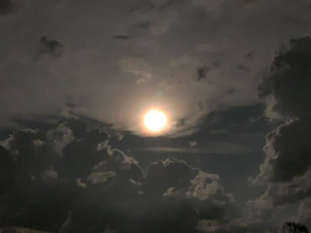 cloud in the sun
